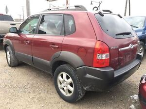 2005 Hyundai Tucson GL CALL 519 485 6050 CERT AND E TESTED London Ontario image 4