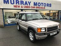 LANDROVER DISCOVERY TD5 GS AUTO 2.8