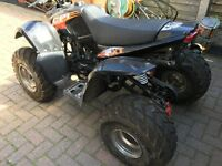 CPI Large 50cc two stroke Quad bike forward and reverse gears