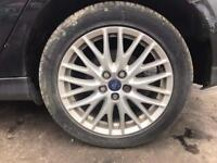 "Ford Focus 2012 17"" wheels"