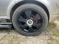 Vw transporter alloy wheels.