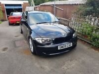 BMW 118d 2 Litre Diesel - 200BHP/60MPG