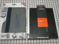Brand new Griffin Intellicase & Kobe Portdesigns cases for Ipad & ipad 2, both still original boxes