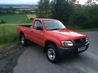 Toyota hills ex250 single cab 2004