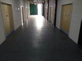 Storage Units and Business Premises