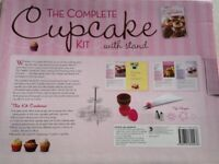 Brand new cupcake kit with stand