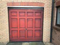 Henderson up and over Garage Door
