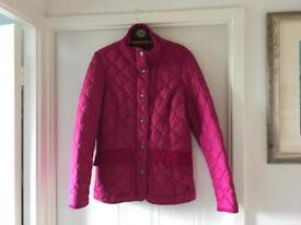 Joules Pink Jacket