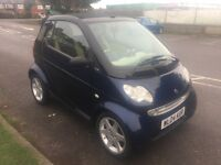 Smart City Pulse 61 convertible. Immaculate with very low mileage.