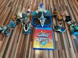 PS4 SkyLanders Superchargers Dark edition
