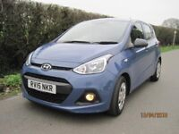 Hyundai I10 long MOT, full service history, only one owner