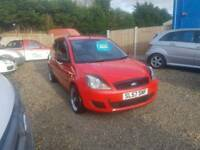2007 Ford fiesta 1.25 80.000 miles with service history