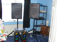 disco equipment forsale