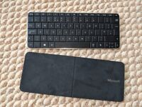 Microsoft Bluetooth Wedge Mobile Keyboard