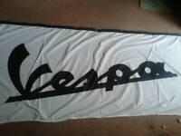 Large vespa banner