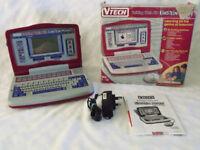 VTech Talking Whiz Kid Einstein Laptop Computer