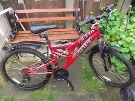 Sabre Delta Sportz mountain bike