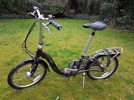 DAHON CIAO! D5 Folding Bike like Tern or Brompton