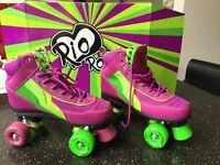 Rio Roller roller skates purple grape size 5 - never worn