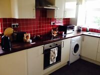 Double room in quiet central location for rent weeknights only- ideal for commuters