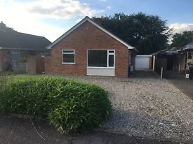 3 bed detached bungalow, immaculately presented in Lovely village of Mulbarton