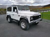 Land Rover, DEFENDER, Window Van, 2013, Manual, 2198 (cc)