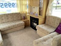 STATIC CARAVAN FOR SALE - SITED TY MAWR IN NORTH WALES