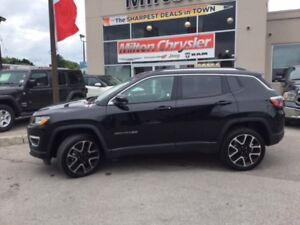 2017 Jeep Compass LIMITED 4X4|NAVIGATION|LEATHER|SUNROOF