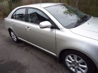 IMMACULATE 06 TOYOTA T2 AVENSIS LOW MILEAGE 12 MONTHS MOT TOP CONDITION