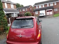 Bargain pt cruiser with lots of mot and low miles