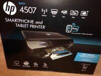 Printer HP4507 smartphone wireless