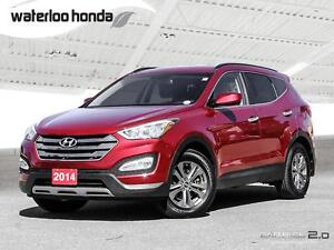 2014 Hyundai Santa Fe Sport One Owner. Automatic, A/C and More!