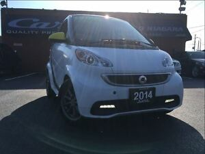2014 smart fortwo Passion | NAVI | GLASS TOP | NO ACCIDENTS ...