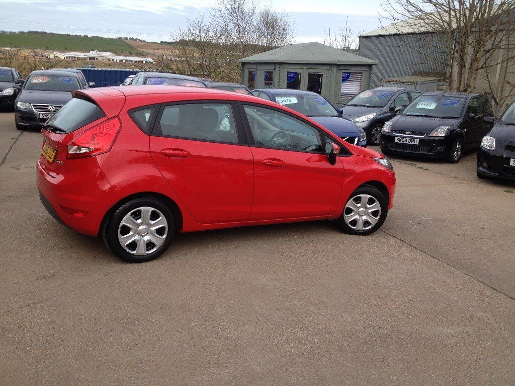 59 PLATE FORD FIESTA 1.2 STYLE 5DR £3500