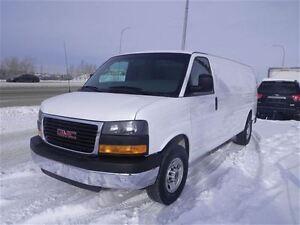 2013 GMC Savana 2500 Work Van | Ext Van | Shelving Units