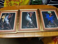 ORIGINAL AFRICAN PAINTINGS *REDUCED*