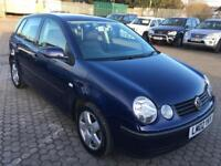 Volkswagen Polo 1.4 SE 5dr VERY GOOD CONDITION