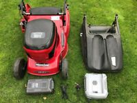 Mountfield S42R HP Li Cordless rear roller mower 80V - 4Ah Battery