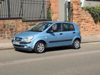 2006 Hyundai Getz 1.1 GSI 5 Door Hatchback, Full Service History, Long MOT!