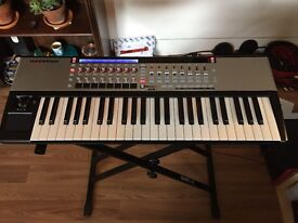 Novation 49SL MKII 49 Key Midi Keyboard / Controller