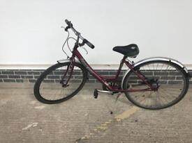 Raleigh Caprice ladies Dutch bike
