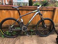 Boardman team mountain bike will post