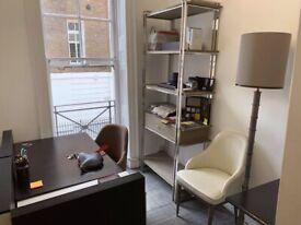 2 Desk serviced office to rent in Marylebone, W1U