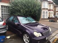 for sale mercedes c200 automatic