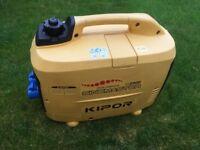 Kipor IG2000 generator 4 stroke
