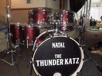NATAL Drum kit