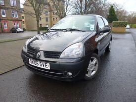 Renault Clio 1.2 Campus Sport 3 Door £950