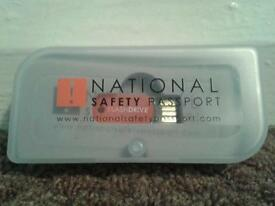 National safety passport