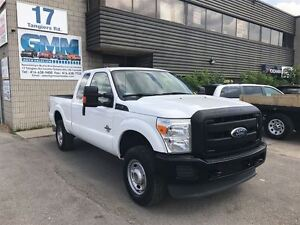 2011 Ford F-250 XL Extended Cab Short Box 4X4 Diesel