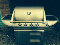 BBQ Gas Grill